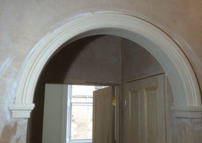 Doors and Arcs